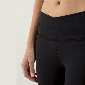 Lululemon Astro Pants Leggings Black Crossover 4